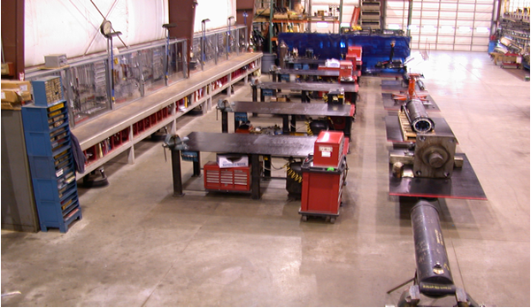 Indianapolis Industrial Hydraulics - Cylinder Repair / On-Site