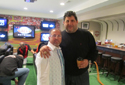 Tony Siragusa, Jason Cameron, Man Caves, NFL, NFL Network, Complete Hydraulic