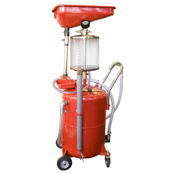 AT-OE-18G, 18 Gallon Oil Extractor/Oil Drain