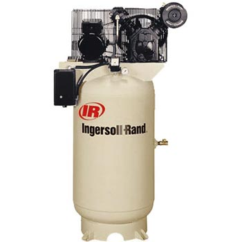 Air compressors ingersoll rand 2340n5 175 psi electric for Ingersoll rand air compressor electric motor
