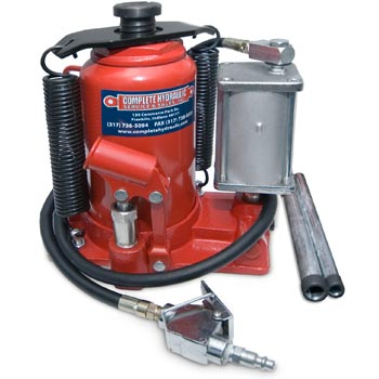 Hydraulic Jacks Jm 9020wac 20 Ton Air Hydraulic Bottle