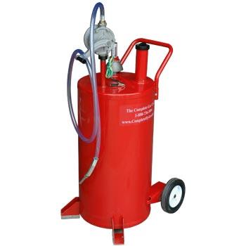 Oil Drains / Gas Caddies | TCGC 25 Gallon Gas Caddy / Fuel Caddy