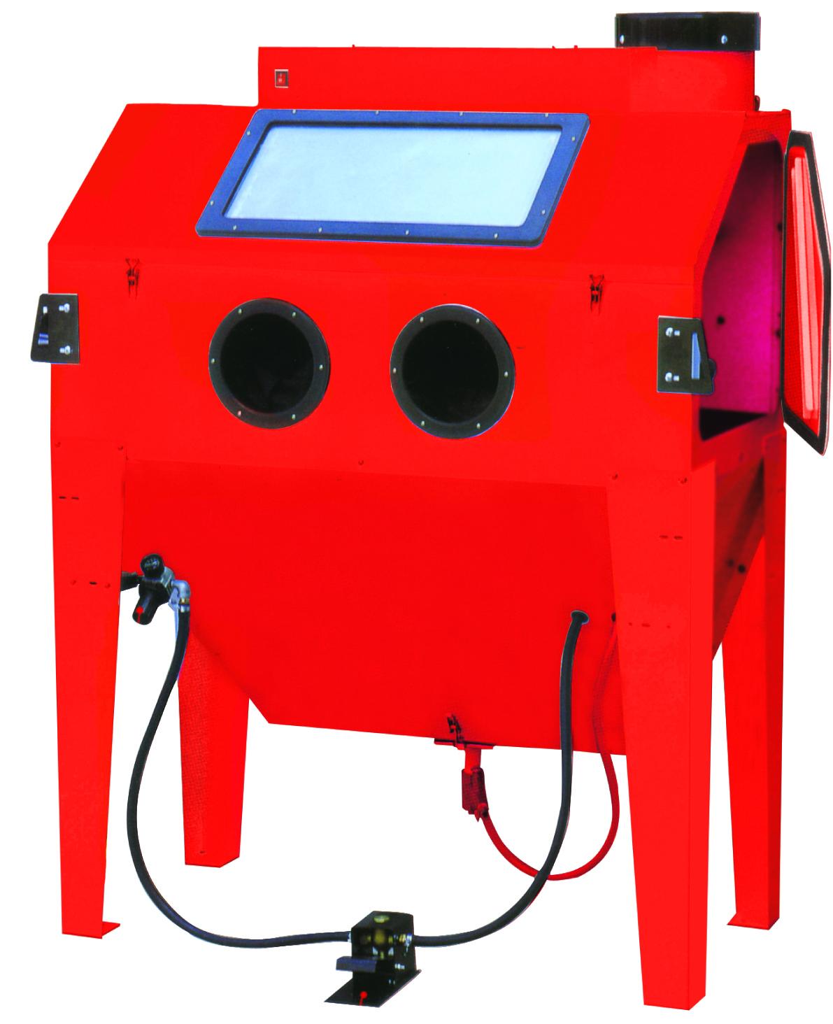 Sand Blaster Cabinet Sandblast Cabinets Tcsc1 Large Sandblasting Cabinet