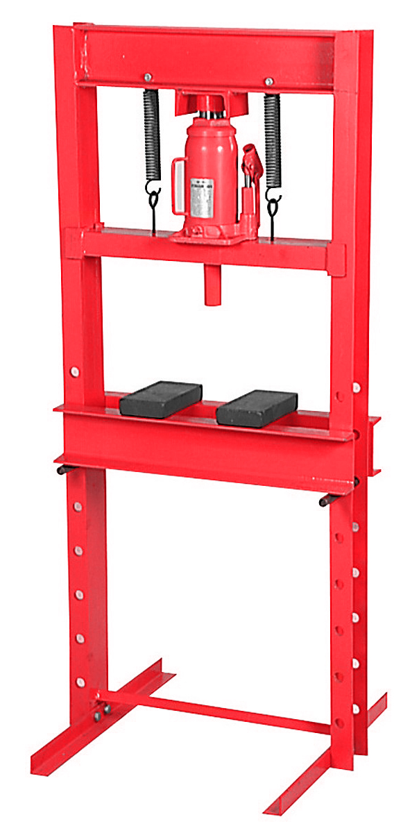 JMSP-9020 20 Ton Hydraulic Shop Press