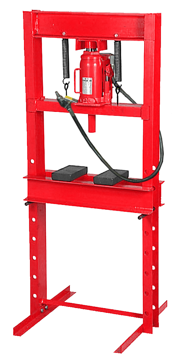 JMSP-9120a 20 Ton Hydraulic Shop Press