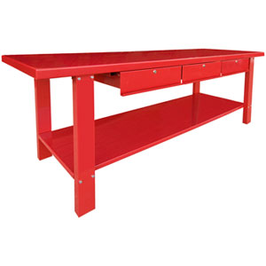 TCWBS3 Steel Workbench