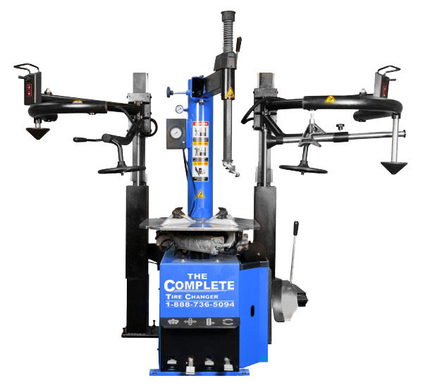 TC-570 Rim Clamp Tire Changer