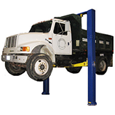2 Post Lifts Nps 12 Oh 12 000 Lb Two Post Vehicle