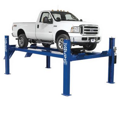 4 Post Lifts | Four Post Vehicle / Automotive / Car / Truck