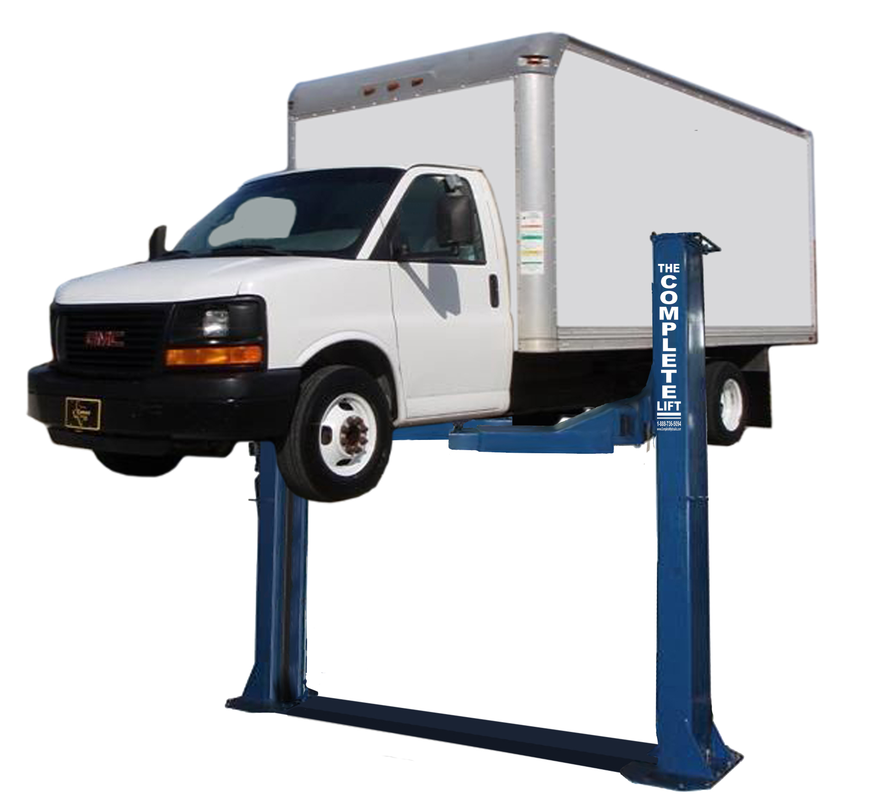 Clt 15 000 bp 2 post automotive lift
