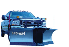 Sno-Way 28V Series snowplows