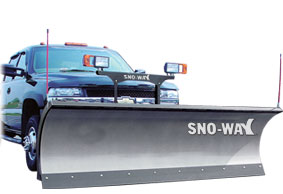 Sno-Way 32 Series snowplows