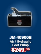 Special: Air / Hydraulic Foot Pump: $199.99